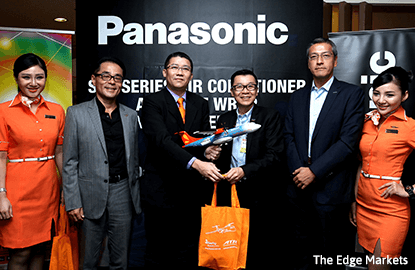 Panasonic Malaysia predicts slower FY17 sales growth on weak consumer sentiment
