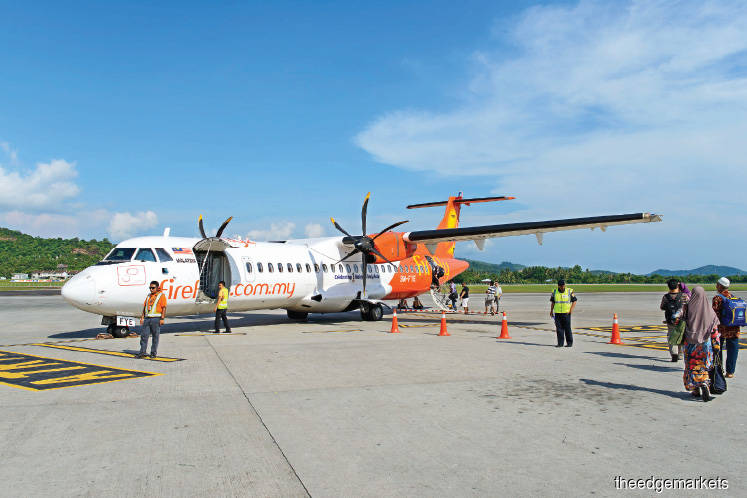 Firefly to suspend flights to Singapore from December 1