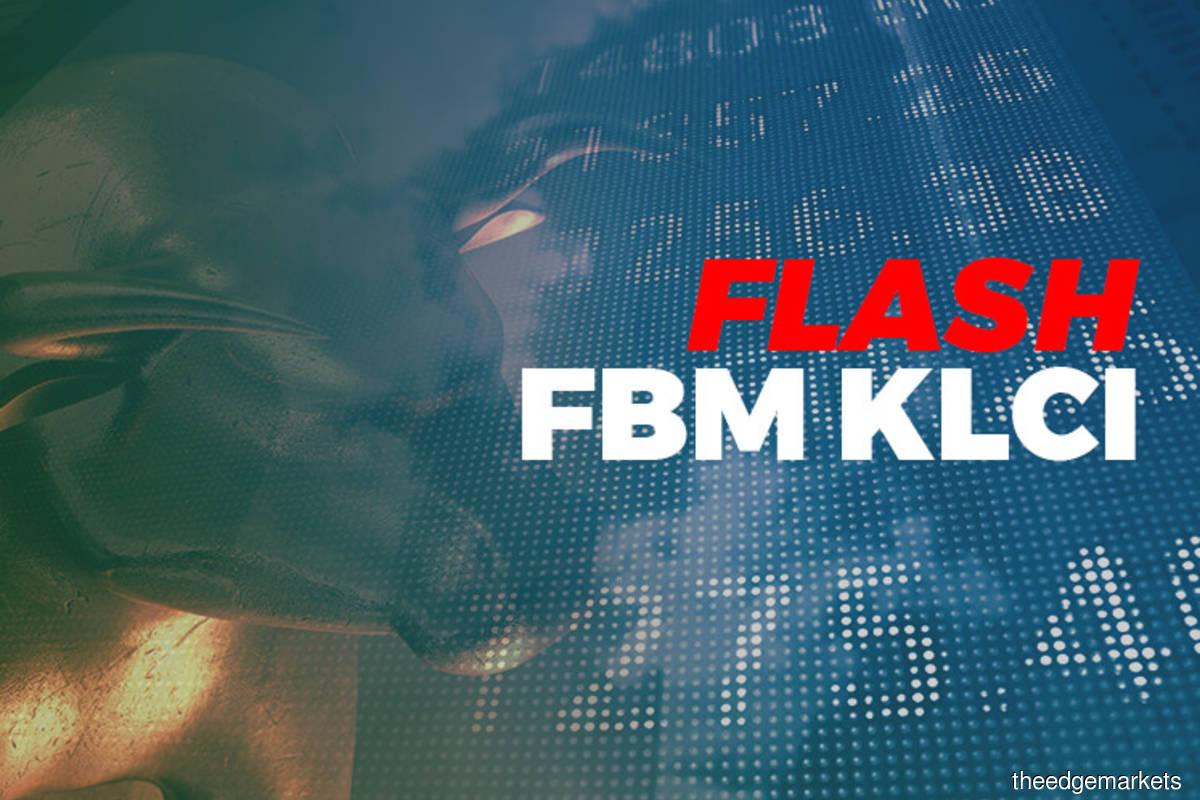 FBM KLCI closes up 4.32 points at 1,500.80