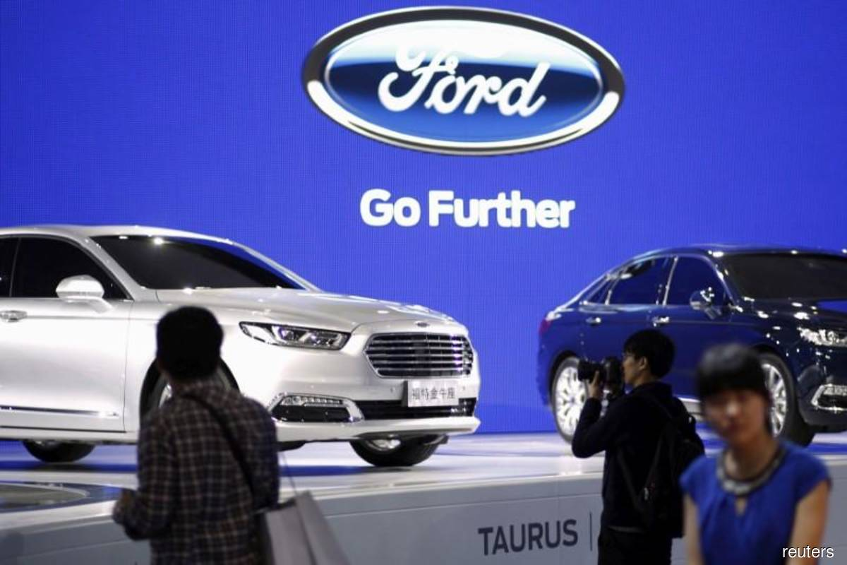 Ford Motor terminates electric vehicle plans with China's Zotye