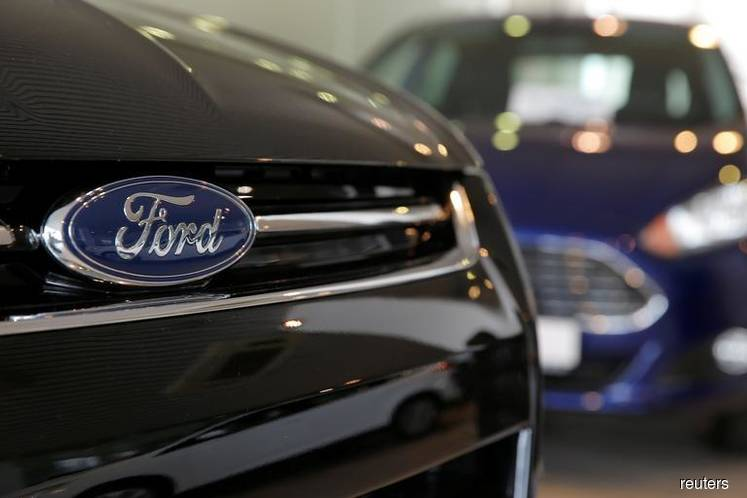 Ford to cut up to 550 U.K. jobs as part of Europe restructuring