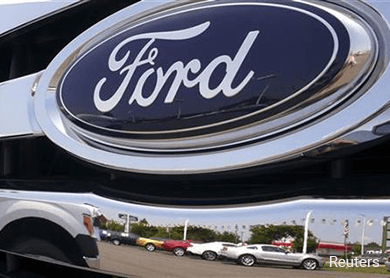Ford's Malaysia sales fall 28.7% in September