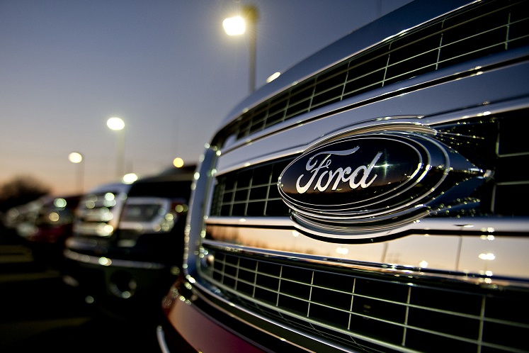 Ford sees plants resuming pre-virus production within weeks