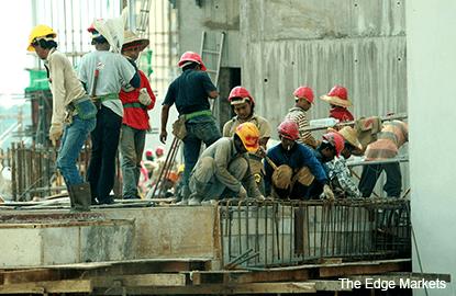 大马建筑商公会促政府解除引进外劳的冻结令