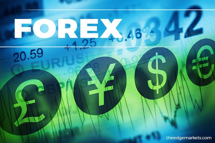 Dollar firm as caution on economic re-start returns