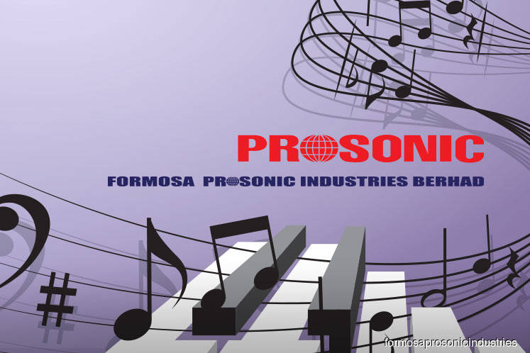 Formosa Prosonic rises 1.89% on higher 9M2019 earnings