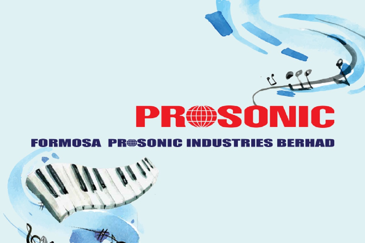 Formosa Prosonic rises as much as 14% on strong 3Q results