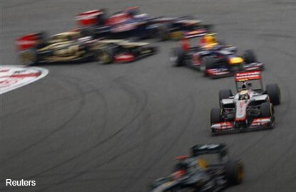 Singapore still sees Formula One allure, tourism chief says