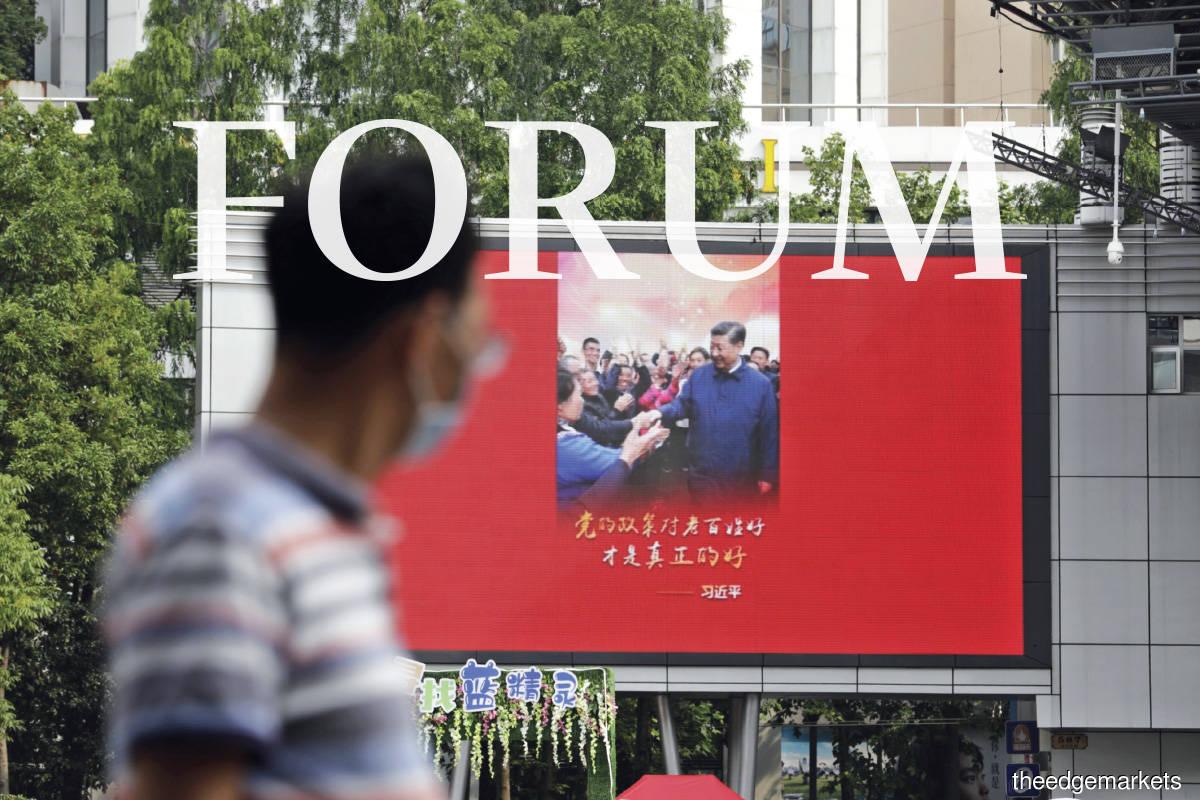 My Say: China moves boldly into Post-COVID era