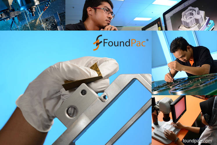 FoundPac rises 3.66% on positive technical outlook