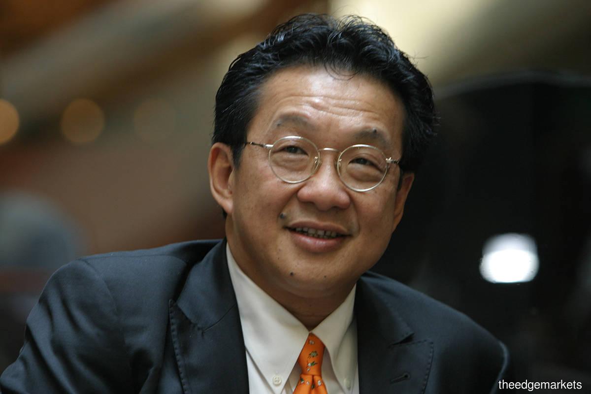 Tan Sri Francis Yeoh Sock Ping
