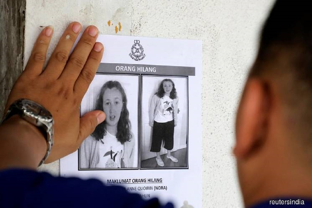Nora Anne Quoirin: Malaysia rules out murder in French-Irish teen death
