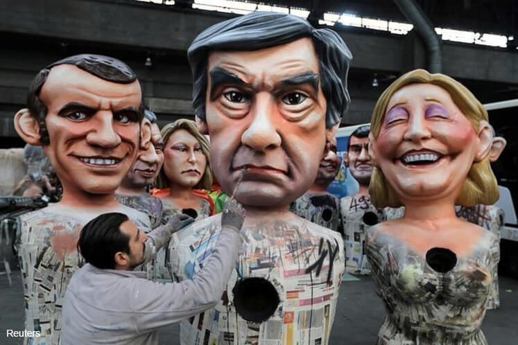 Political corruption in France is common but it could change