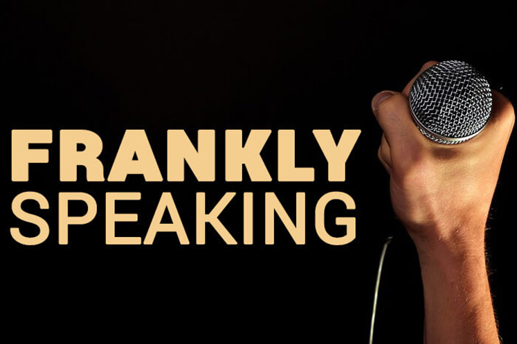 Frankly Speaking: A balancing act