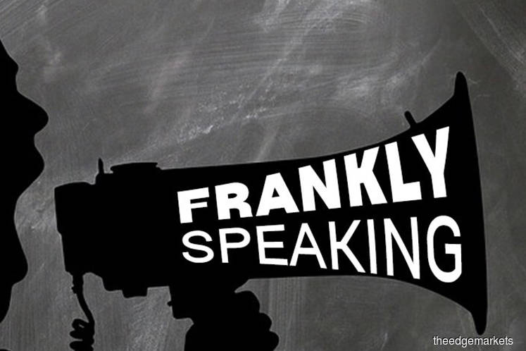 Frankly Speaking: Not a good start