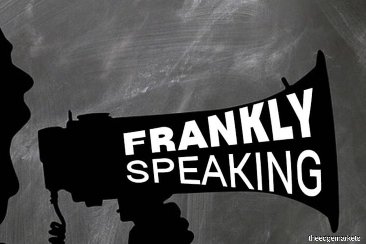 Frankly Speaking: Timely or dicey?