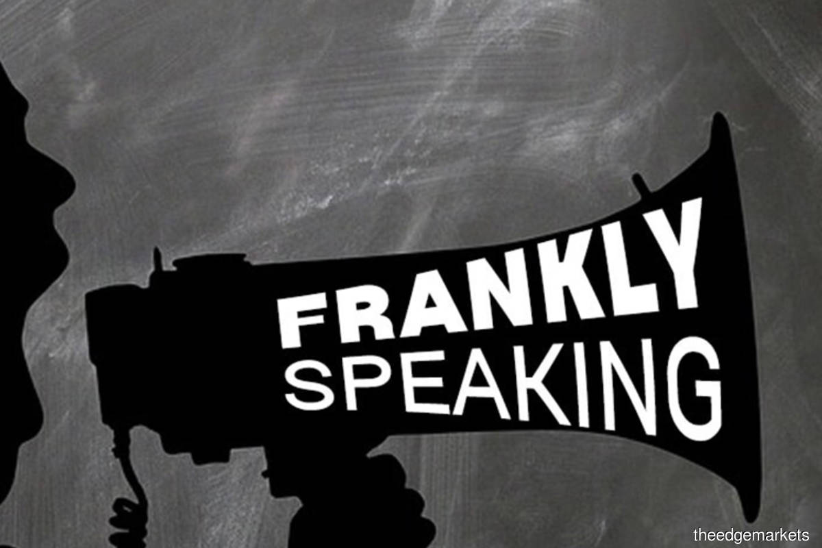 Frankly Speaking: A steady hand on the tiller wanted