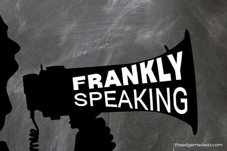 Frankly Speaking: Uncertainty looms