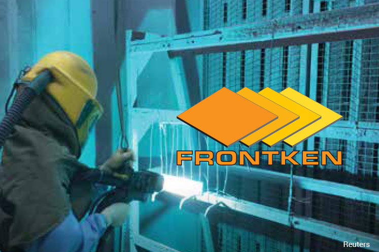 Frontken shares actively traded as chairman ups stake