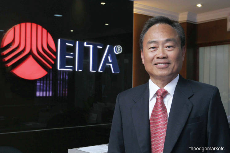 Fu says directly or indirectly, EITA is affected when China is unable to deliver their goods to its clients or supply to the company. (The Edge file photo)
