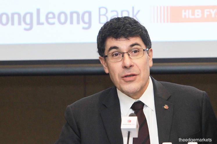 Hong Leong Bank targets 5%-6% loan growth in FY20