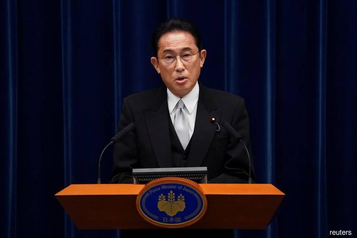 New Japan PM Kishida off to rocky start in polling
