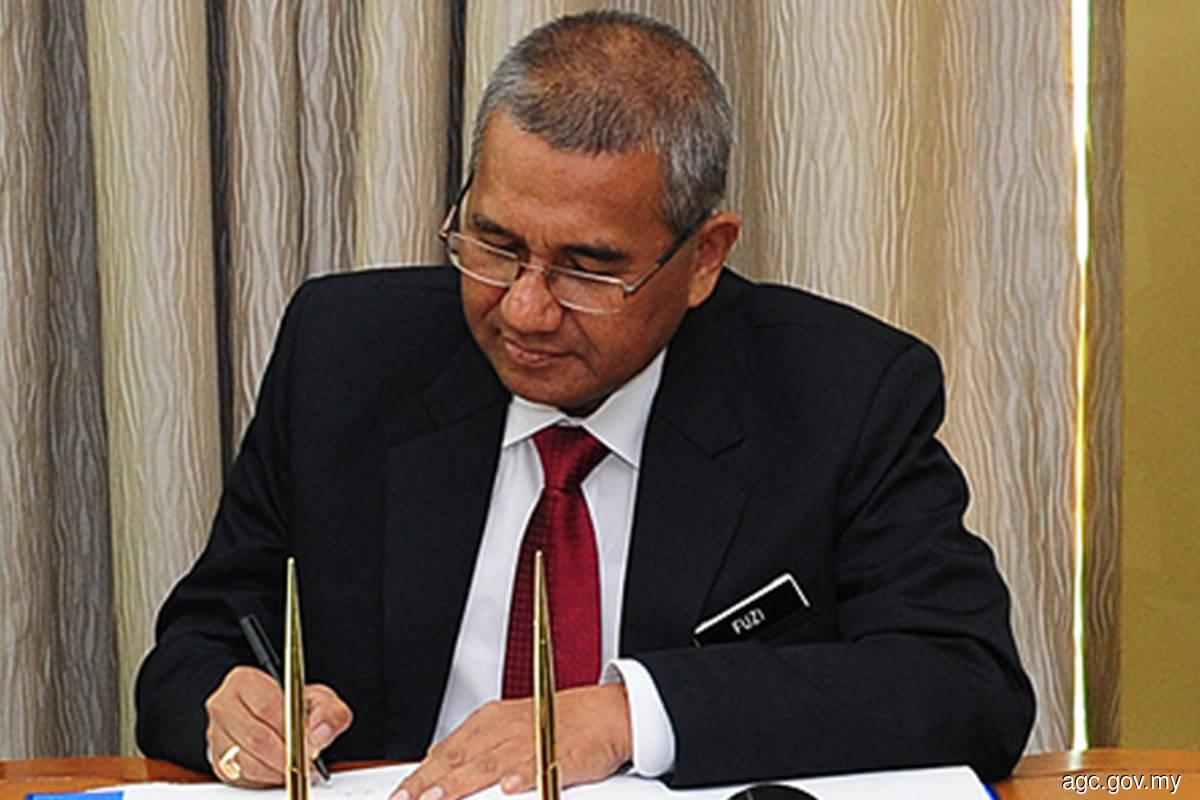 Tan Sri Mohamad Fuzi Harun