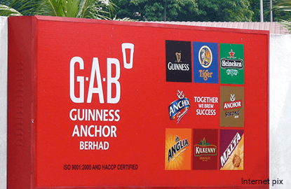 Guinness Anchor 4Q net profit falls 6.2% on GST impact
