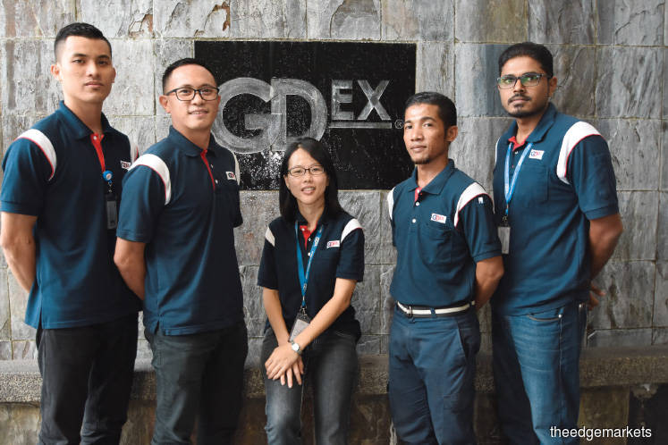 GD Express expects an awesome experience