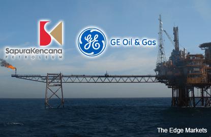 SapuraKencana与通用电气合作提供油井干预服务