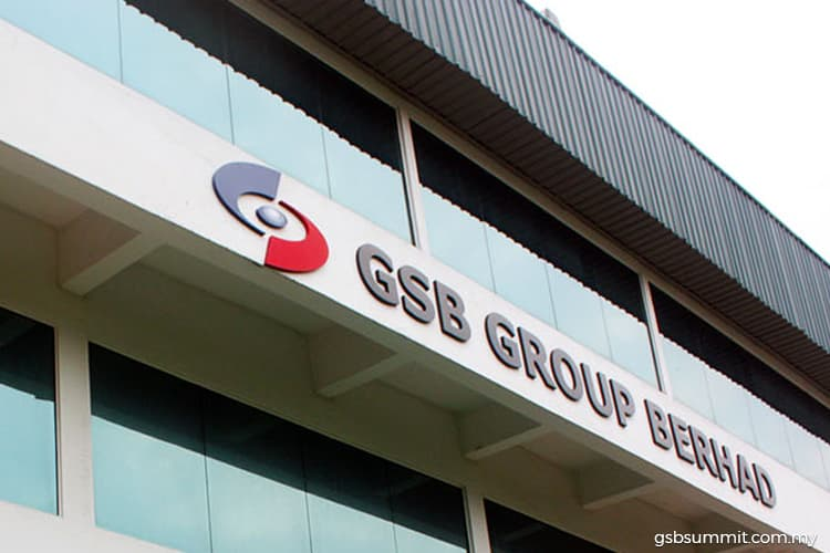 GSB active, down 2.50% as controlling shareholder injects assets