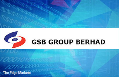 Stock With Momentum: GSB Group