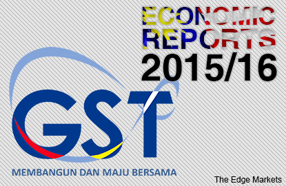 Malaysia's GST revenue to increase to RM39 billion in 2016