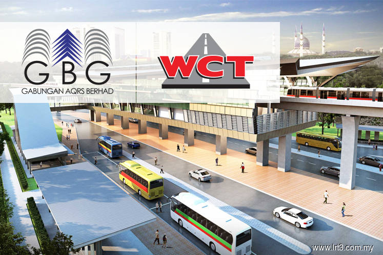 Gabugan AQRS, WCT advance on winning LRT3-related contracts