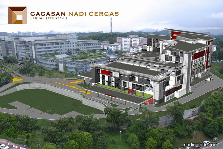 Gagasan Nadi Cergas to suspend trading on Tuesday pending material announcement