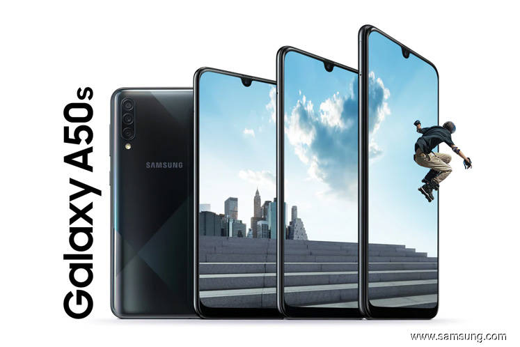 Samsung Malaysia unveils new Galaxy A50s, A30s smartphones