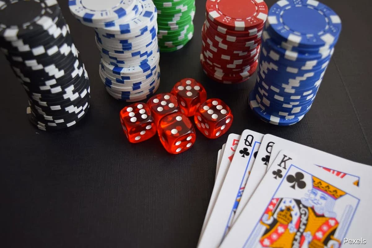 Director among five detained over filming of video promoting online gambling