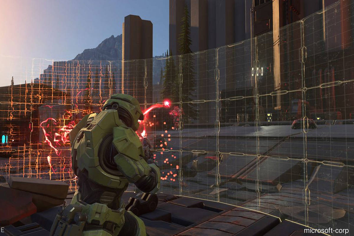 Microsoft promises Halo Infinite for holiday season after delay