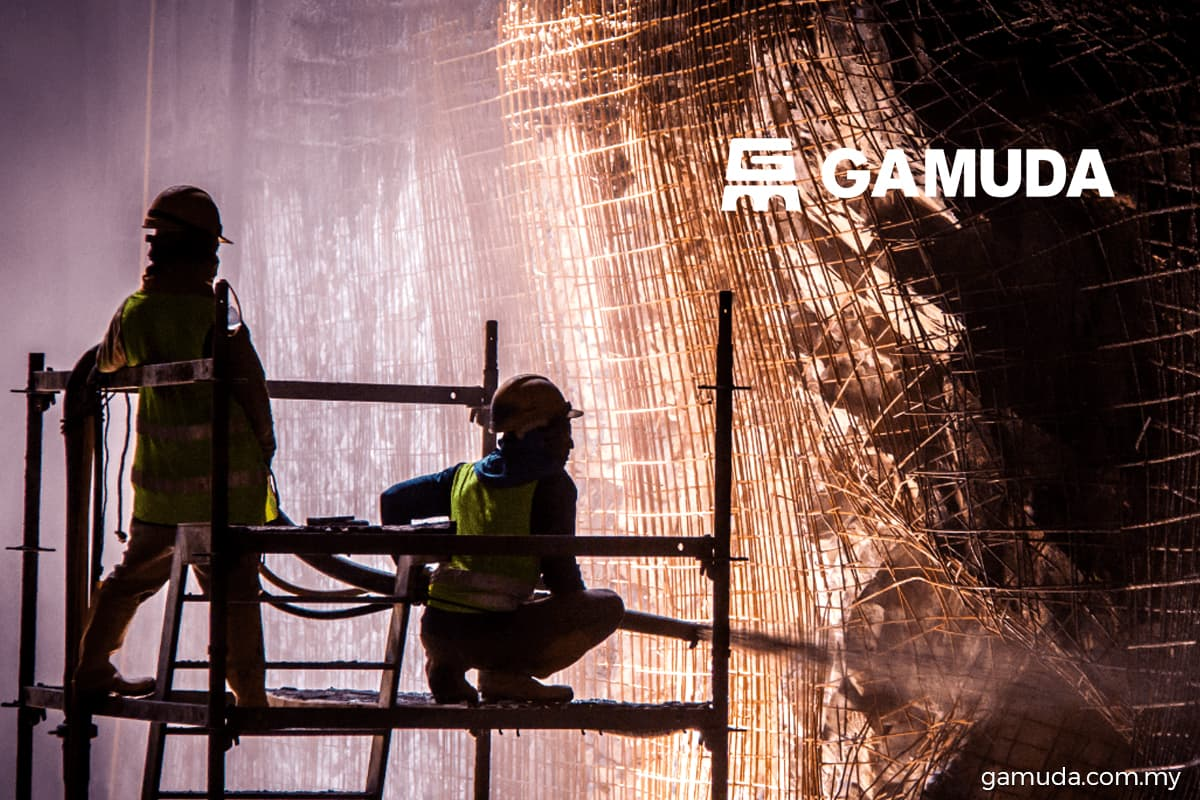 Gamuda aims for RM10b new order book