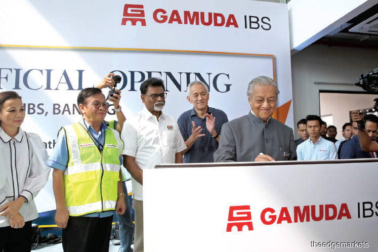 Dr M: IBS crucial to provide ample affordable homes