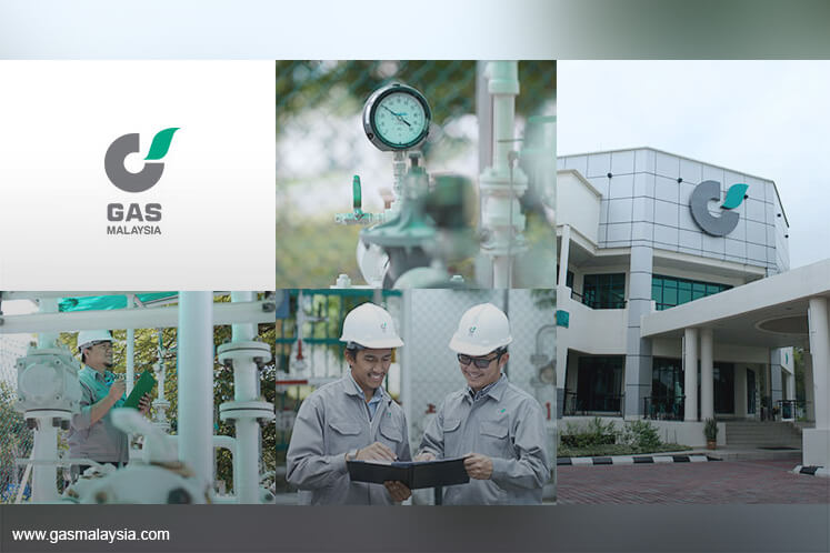 CIMB IB Research raises target for Gas Malaysia to RM2.99