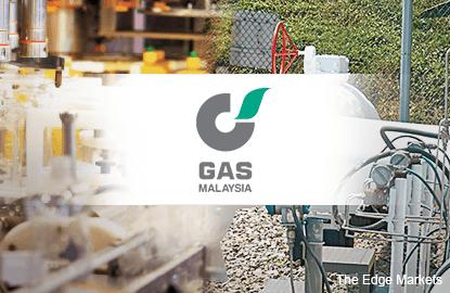 末季净利疲弱 Gas Malaysia交投淡薄中跌4.05%