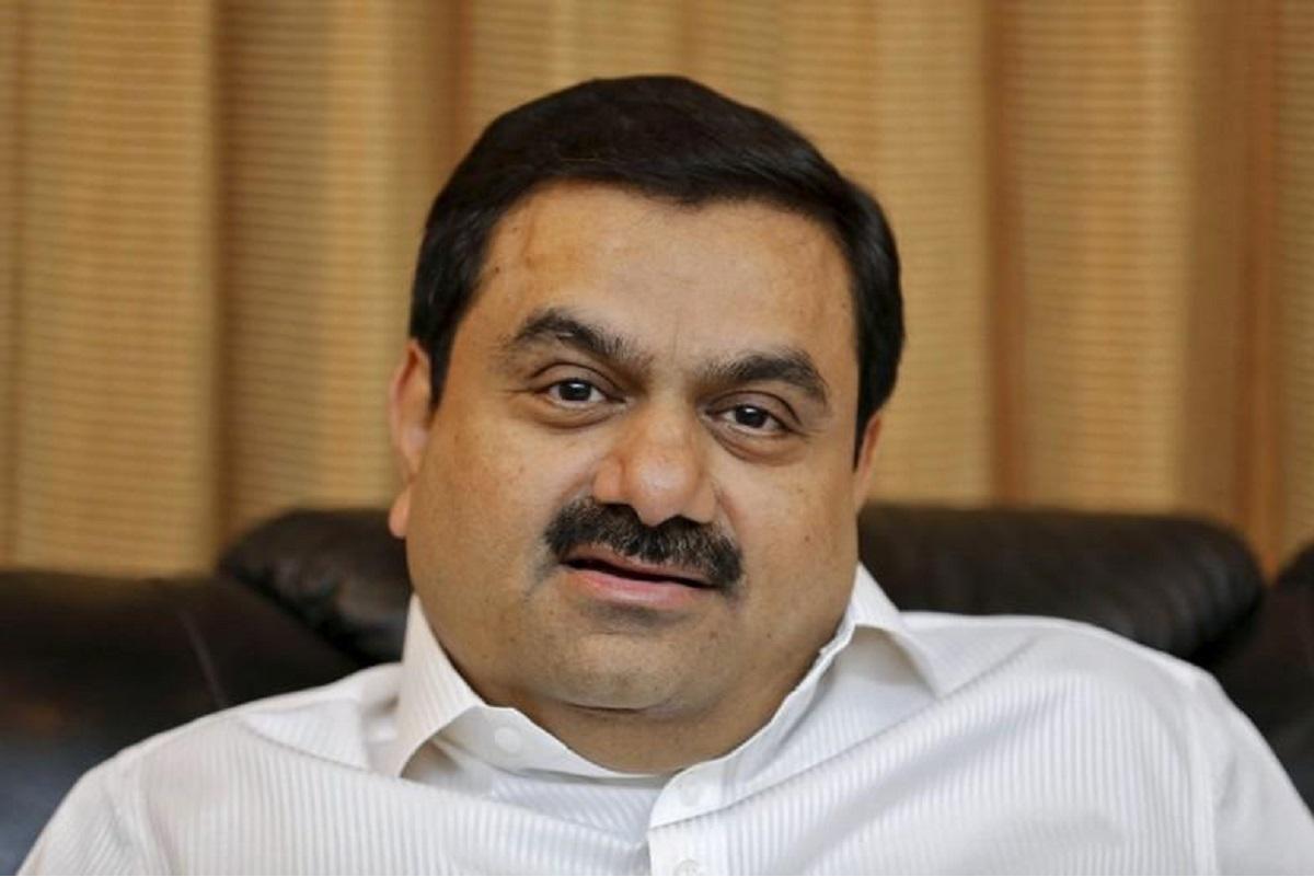 Indian tycoon Gautam Adani