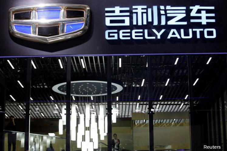 Geely back in play