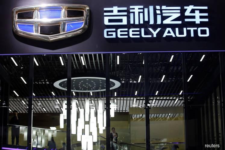 Geely Automobile steps toward mainland China listing; HK shares surge