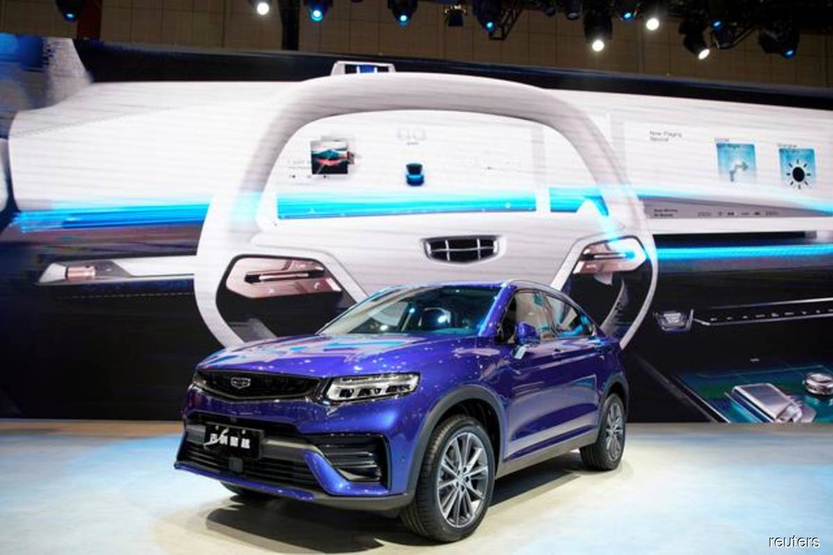Manufacturer for hire: China's Geely sets out to become a force in electric cars