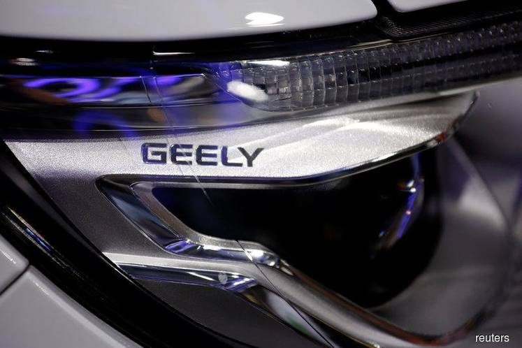 Geely, Mercedes-Benz launch US$780m JV to make electric smart-branded cars