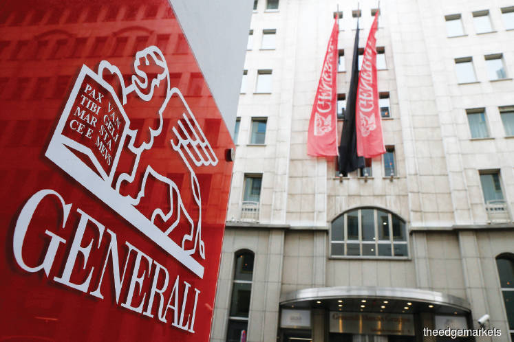 What will Generali do with its stake in MPHB's insurance subsidiary MPI?