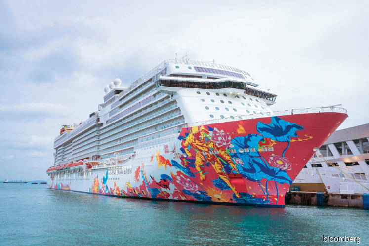 Genting HK completes sale and leaseback of Genting Dream cruise ship for US$900m