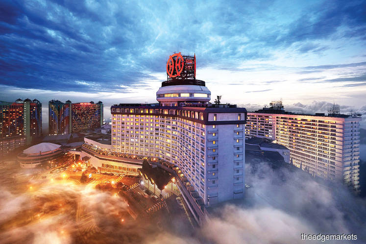 Genting theme park back on track; what a Marvel!